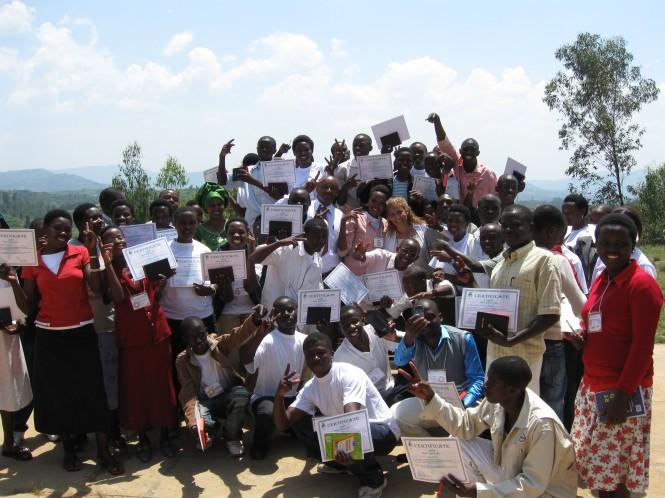 rwanda's newest peace ambassadors