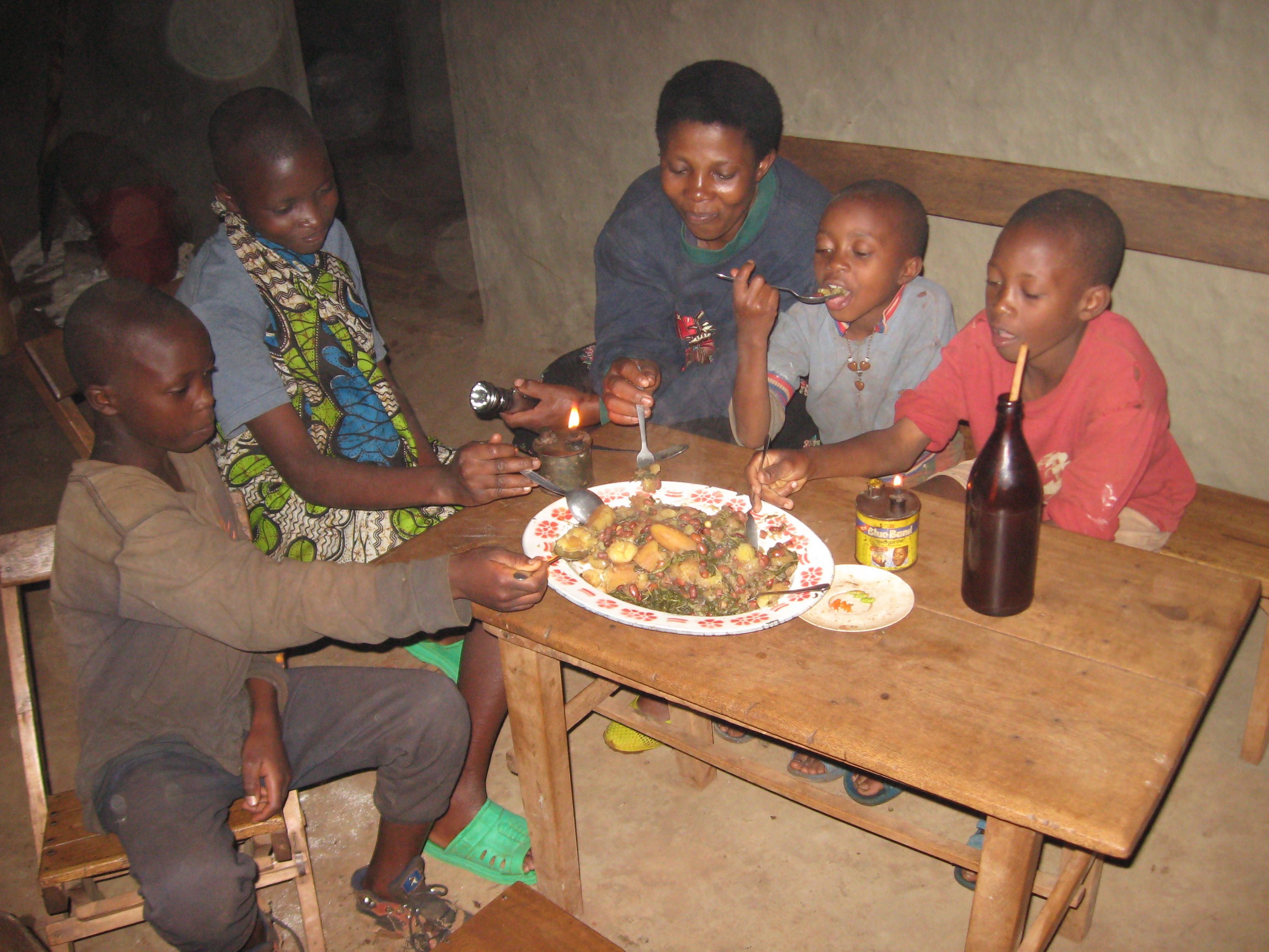 family supper essay In fact, the entire family is addicted to these two serials and has been following up the story from the start we take our supper at 830 pm, while we watch the.