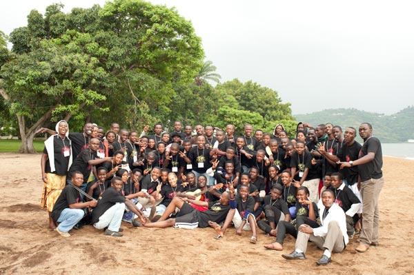 peace camp 2011