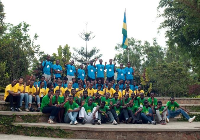 Peace Camp 2012